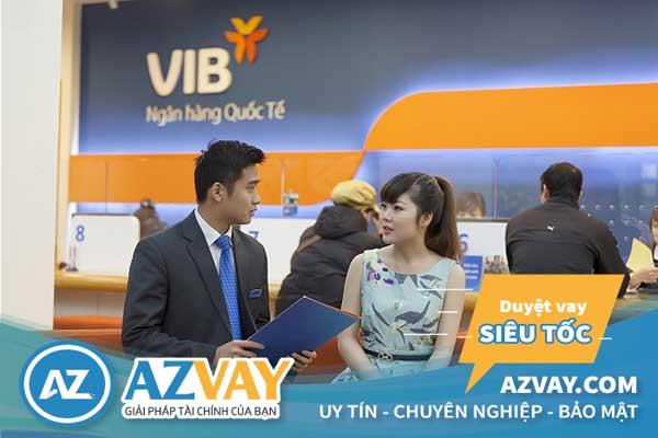 vay thế chấp ngân hàng VIB 2019
