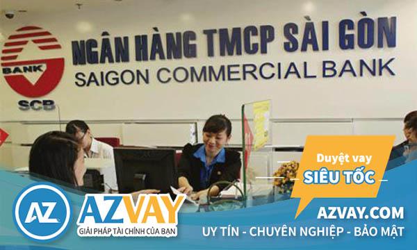 Vay vốn mua xe ô tô trả góp tại ngân hàng TMCP Sài Gòn