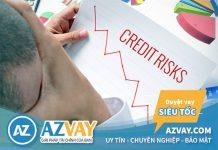 Rủi ro tín dụng là gì? Quy trình quản lý và xử lý rủi ro tín dụng