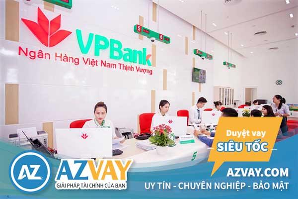 Vay mua ô tô trả góp tại ngân hàng VPBank