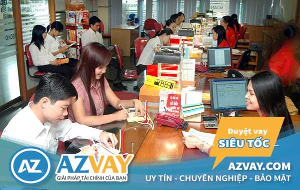 Khách hàng đăng ký vay đáo hạn ngân hàng tại Bắc Ninh