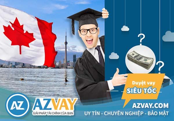 Vay du học Canada hiện nay đang được nhiều ngân hàng áp dụng với mức lãi suất hấp dẫn