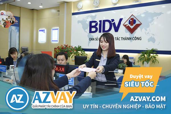 Quy trình vay du học ngân hàng BIDV nhanh chóng thuận tiện