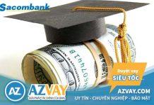 Vay du học ngân hàng Sacombank: Lãi suất, điều kiện, thủ tục?