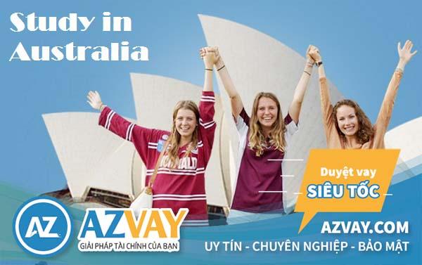 Vay du học Úc hiện nay được nhiều du học sinh lựa chọn