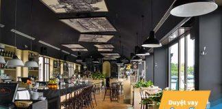 Vay vốn kinh doanh quán Cafe - Lãi suất thấp nhất