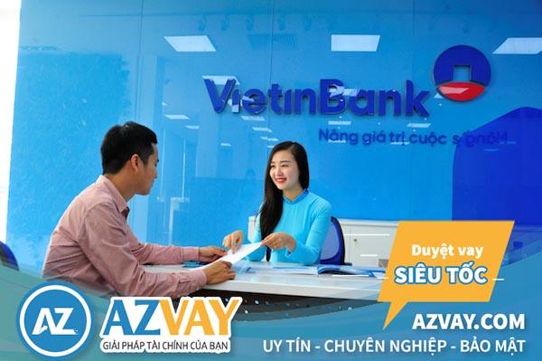 Ngân hàng hỗ trợ gói sản phẩm vay kinh doanh VietinBank với đa dạng tiện ích.