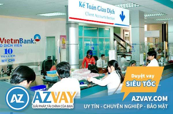 Khách hàng vay kinh doanh VietinBank sẽ được nhân viên tín dụng hỗ trợ nhiệt tình.