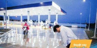 Vay vốn kinh doanh xăng dầu - Lãi suất thấp nhất