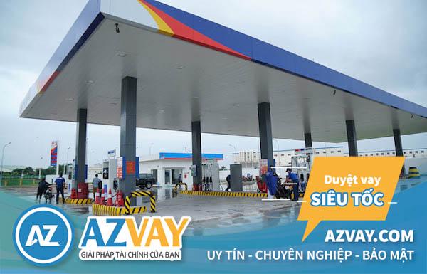 Khách hàng được hỗ trợ cho vay kinh doanh xăng dầu kịp thời và linh động vốn.