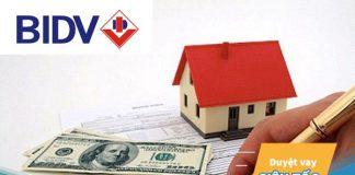 Lãi suất vay mua nhà ngân hàng BIDV năm 2019