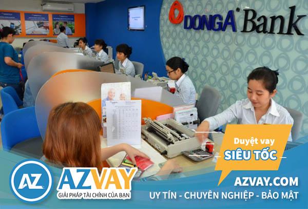 Khách hàng được hưởng nhiều lợi ích khi vay vốn mua nhà trả góp tại ngân hàng Đông Á