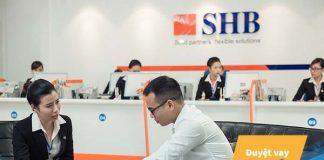 Lãi suất vay mua nhà trả góp ngân hàng SHB năm 2019