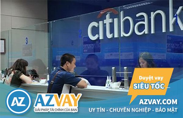 Điều kiện vay vốn mua nhà tại ngân hàng CitiBank đơn giản nhanh chóng