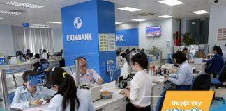 Lãi suất vay mua nhà trả góp ngân hàng Eximbank năm 2019