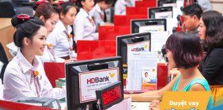 Lãi suất vay mua nhà trả góp ngân hàng HDBank năm 2019