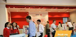 Lãi suất vay mua nhà trả góp ngân hàng HSBC năm 2019
