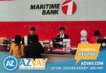 Lãi suất vay mua nhà trả góp ngân hàng Maritimebank năm 2019