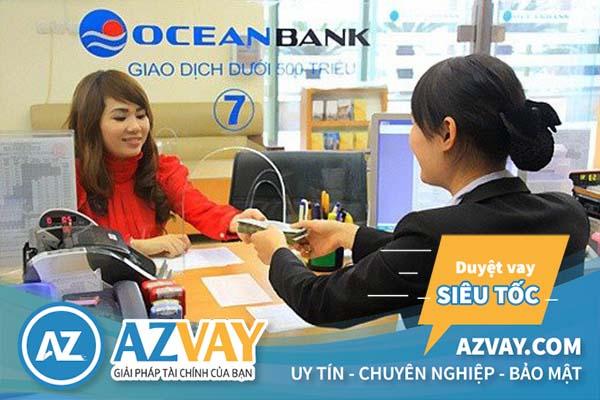 Hồ sơ và điều kiện vay mua nhà trả góp tại Oceanbank đơn giản