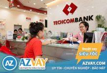 Lãi suất vay mua nhà trả góp ngân hàng Techcombank năm 2019