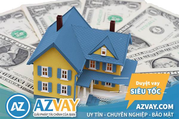 Bạn có thể vay mua nhà và thế chấp chính căn nhà đó