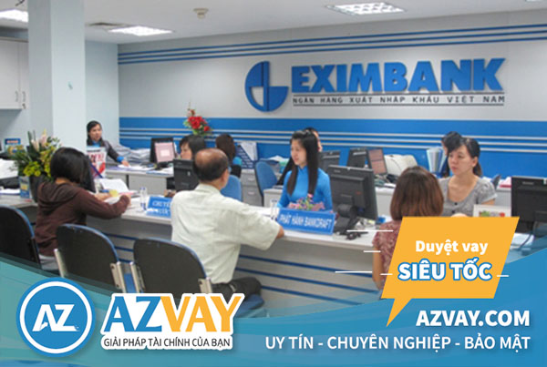 Khách hàng nhận ưu đãi khi vay tiền mua xe tại ngân hàng EximBank