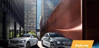 Vay mua xe Mercedes trả góp: Điều kiện, thủ tục cần thiết?