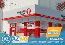 Lãi suất vay mua xe ô tô trả góp ngân hàng Maritimebank