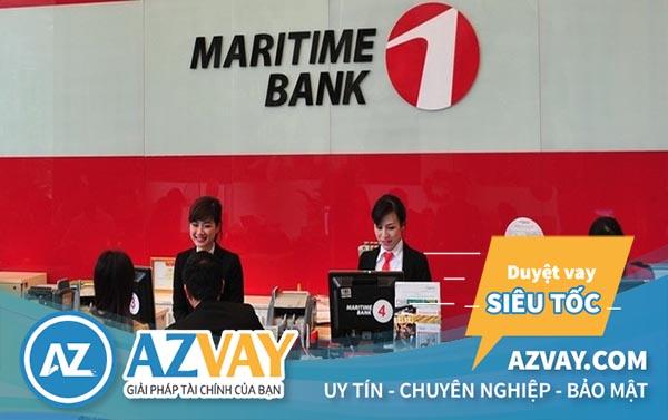Hồ sơ và thủ tục mua xe tại Maritimebank đơn giản nhanh chóng