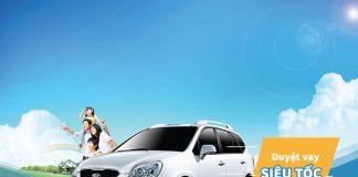 Lãi suất vay mua xe ô tô ngân hàng Techcombank