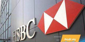 Lãi suất vay mua xe ô tô trả góp ngân hàng HSBC 2019