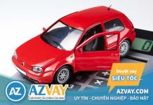 Lãi suất vay mua xe ô tô trả góp tại Vũng Tàu