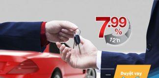 Vay mua xe ô tô trả góp tối đa bao nhiêu năm? Ngân hàng nào hỗ trợ?