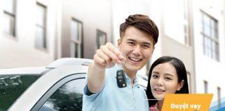 Lãi suất vay mua xe ô tô trả góp ngân hàng Shinhan Bank
