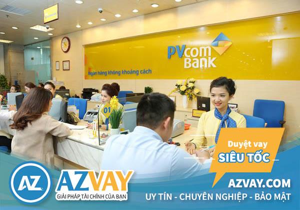 lãi suất vay mua xe trả góp PVcombank