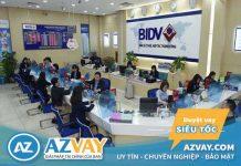 Lãi suất vay thế chấp ngân hàng BIDV năm 2019