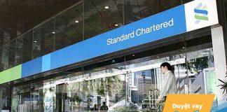 Lãi suất vay thế chấp ngân hàng Standard Chartered năm 2019