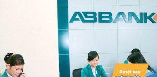 Lãi suất vay thế chấp ngân hàng ABBank năm 2019