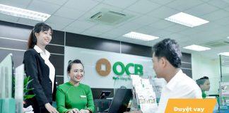 Lãi suất vay thế chấp ngân hàng OCB năm 2019