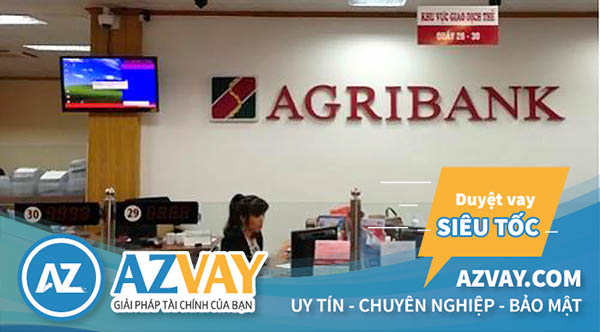 Cầm sổ đỏ tại ngân hàng Agribank để vay thế chấp lãi suất chỉ 6 đến 9%/năm