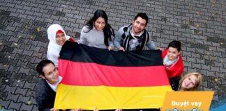 Vay tiền đi du học tại Đức tại ngân hàng nào lãi suất thấp nhất?