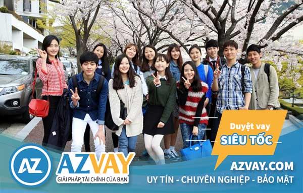 Nhiều ngân hàng hỗ trợ gói vay du học tại Hàn Quốc