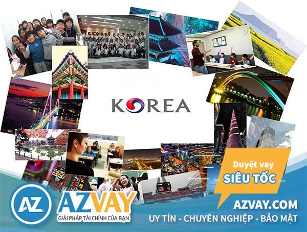 Vay vốn du học tại đất nước Hàn Quốc