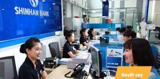 Lãi suất vay mua nhà trả góp ngân hàng Shinhanbank năm 2019