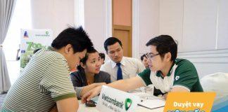 Vay vốn ngân hàng Vietcombank hồ sơ thủ tục thế nào?