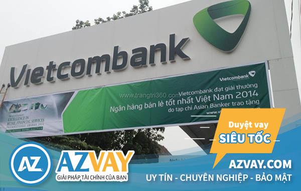 Vay vốn tại Vietcombank với nhiều ưu đãi hấp dẫn