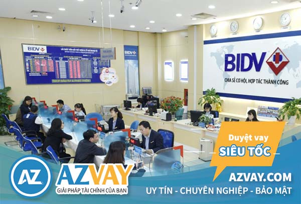 Điề kiện và thủ tục vay xây sửa nhà BIDV đơn giản