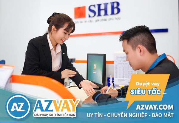 Hồ sơ và thủ tục vay xây sửa nhà SHB đơn giản