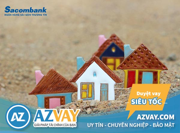 Khách hàng sẽ nhận được nhiều lợi ích hấp dẫn khi vay xây sửa nhà tại Sacombank