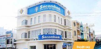 Lãi suất vay xây sửa nhà trả góp ngân hàng Sacombank